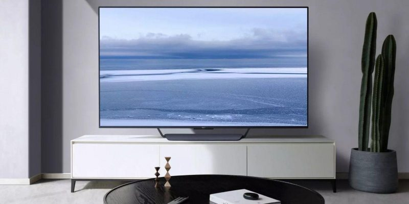OPPO представила телевизоры, новые беспроводные наушники и другие умные устройства (OPPO TV S1 Featured)