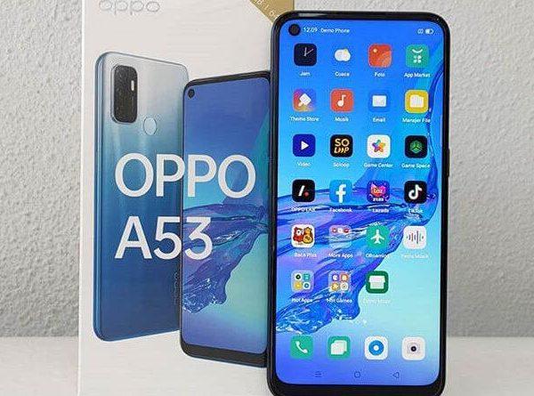 OPPO выпустила смартфон OPPO A53 с частотой экрана 90 Гц и батареей 5000 мАч (Oppo A53 2 800x445 1)