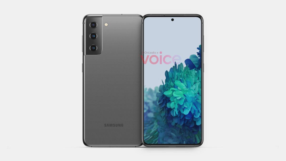 В сети появились первые фото Samsung Galaxy S30 и Galaxy S30 Ultra (Samsung Galaxy S30 Leaked Render OnLeaks 1 1200x675 1)