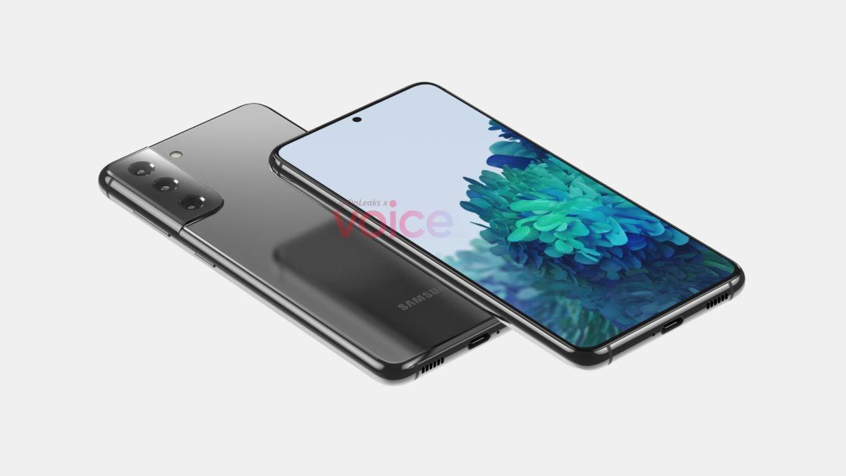 В сети появились первые фото Samsung Galaxy S30 и Galaxy S30 Ultra (Samsung Galaxy S30 Leaked Render OnLeaks 2 1200x675 1)