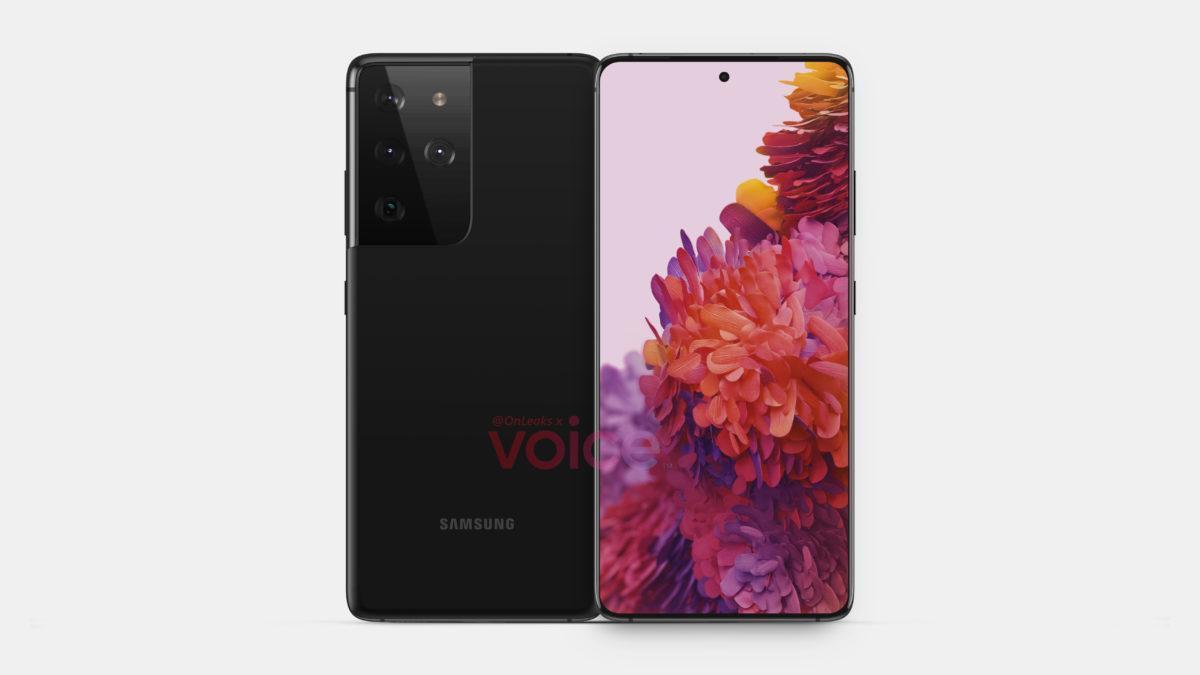 В сети появились первые фото Samsung Galaxy S30 и Galaxy S30 Ultra (Samsung Galaxy S30 Ultra Render 1200x675 1)