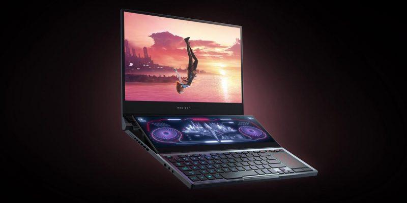 Asus представила обновлённый игровой ноутбук Asus ROG Zephyrus Duo 15 (Screenshot 1 1 large)