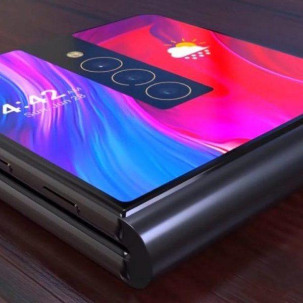Xiaomi получила патент на складной смартфон в стиле Galaxy Fold (Skladnoj smartfon Xiaomi 1280x720 1)