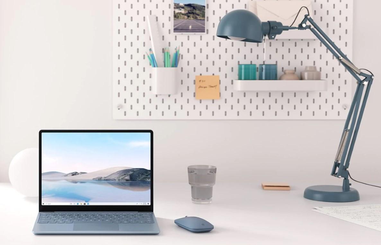 Microsoft представила два новых ноутбука - Surface Laptop Go и Surface Pro X (Surface Laptop Go featured)