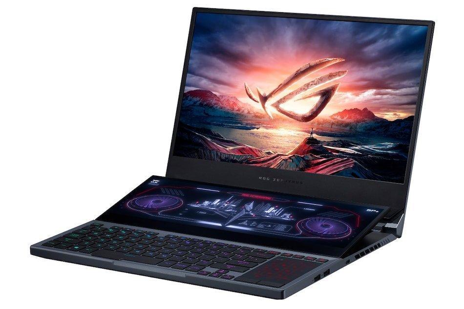 Asus представила обновлённый игровой ноутбук Asus ROG Zephyrus Duo 15 (asus rog zephyrus duo 15 image 1601376379120)