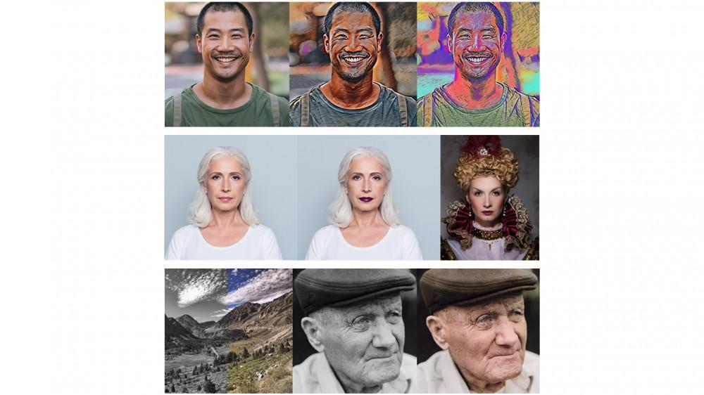 Искуственный интеллект в Photoshop 2021 может менять небо или сглаживать кожу (bf3f4bca)