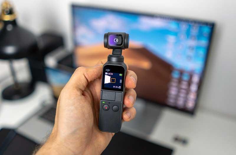 DJI выпустит Osmo Pocket 2 уже завтра, и вот как он выглядит (dji osmo pocket)
