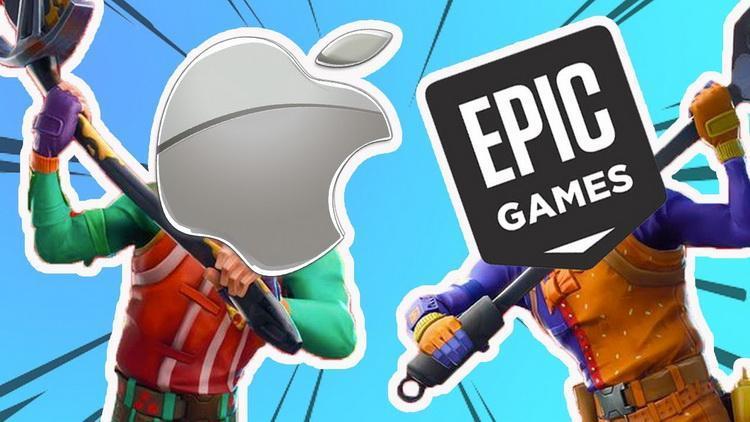 Epic Games и Apple столкнутся в суде в мае 2021 года (epicvsapple)