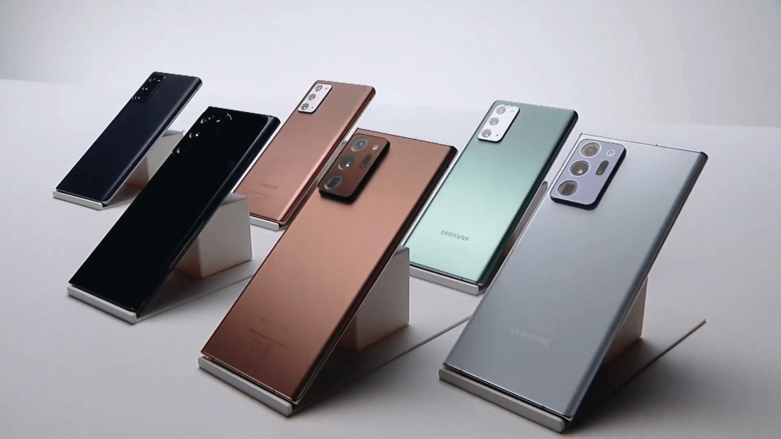 Samsung может убить линейку Galaxy Note в 2021 году ()