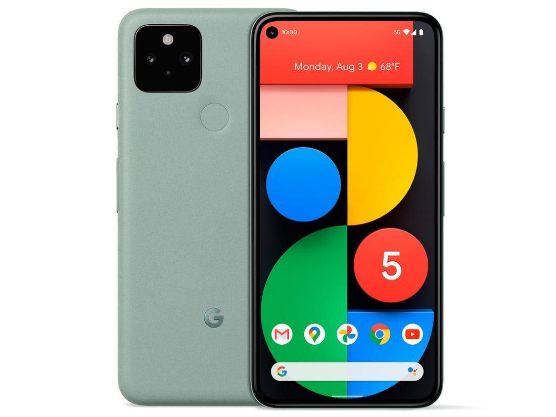 Google Pixel 5 занял 15 место в рейтинге камер DxOMark ()