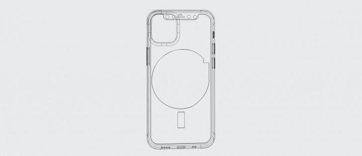 Магнитная зарядка для iPhone 12 засветилась до презентации Apple (gsmarena 001 1 1)