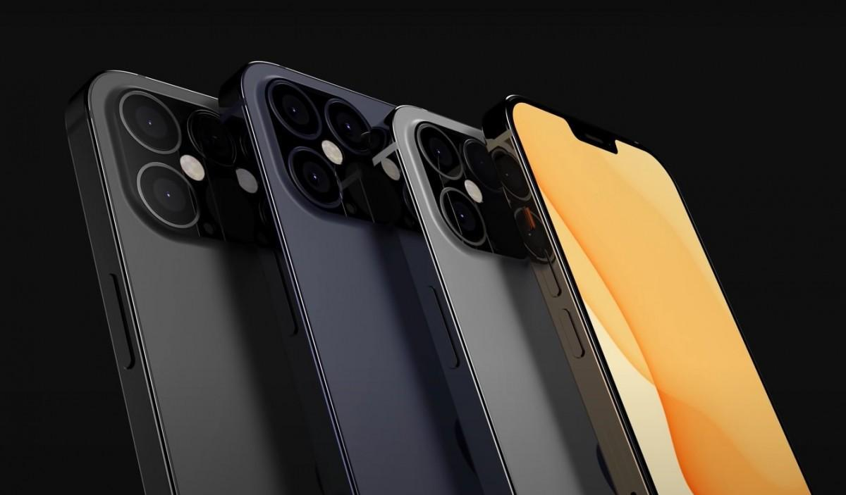 Как может выглядеть iPhone 12