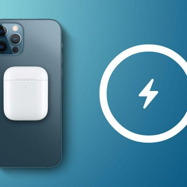 В iPhone 12 нашли реверсивную зарядку (iP12 charge airpods feature 2)