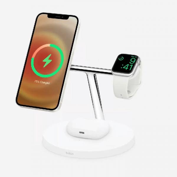 Apple представила беспроводную магнитную зарядку MagSafe для iPhone 12 (image 20)
