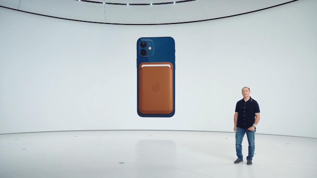Apple представила беспроводную магнитную зарядку MagSafe для iPhone 12 (image 22)