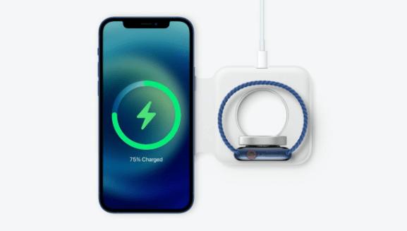 Apple представила беспроводную магнитную зарядку MagSafe для iPhone 12 (image 23)
