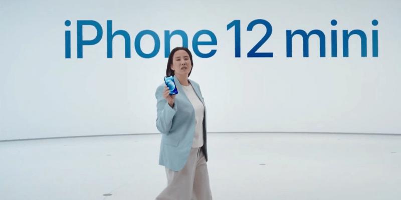 Apple показала iPhone 12 mini (image 24)