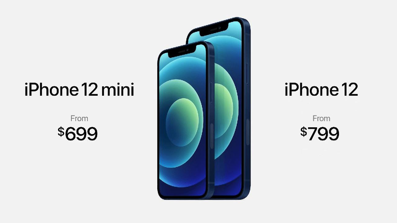 Apple показала iPhone 12 mini (image 27)