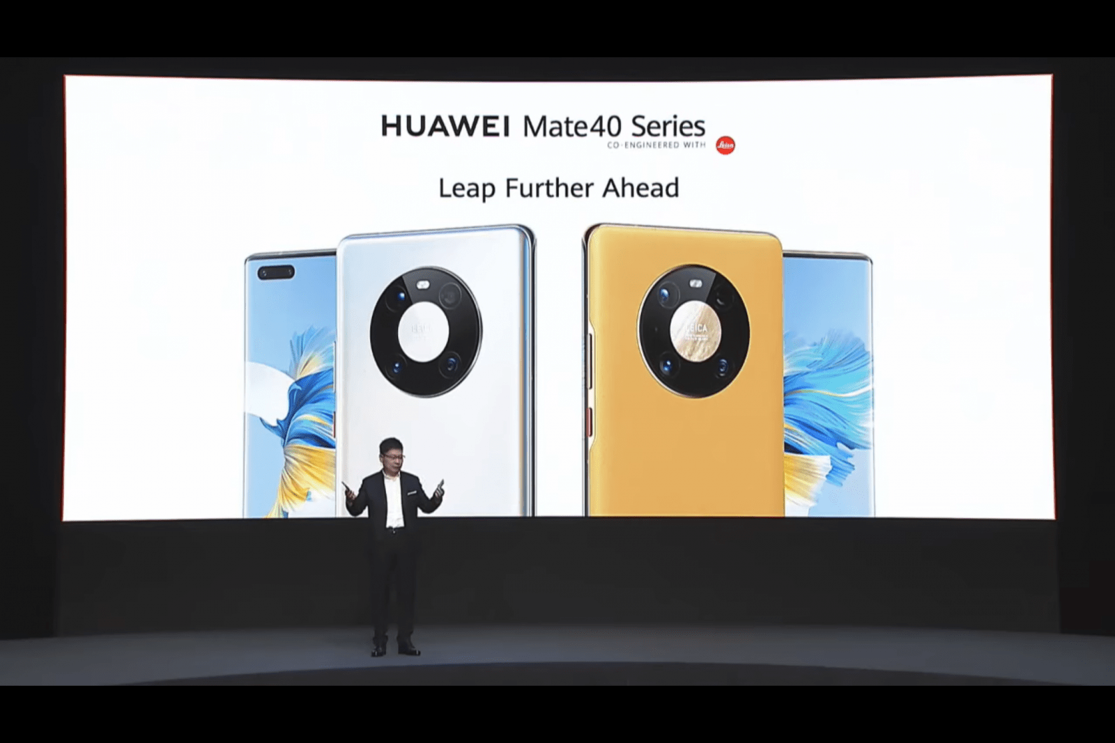 Huawei представила флагманскую линейку Huawei Mate 40 (image 41)