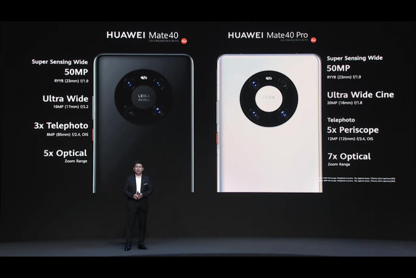 Huawei представила флагманскую линейку Huawei Mate 40 (image 46)
