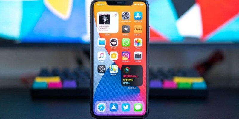 Подробности об iPhone 13 и новом iPhone SE утекли в сеть (ios13 ios 14 camparison 1280x720 1)