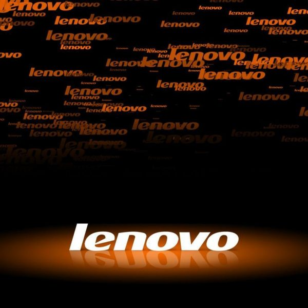 Lenovo выпустила моноблок с диагональю 27 дюймов и вращающимся экраном (lenovo logo orange black podsvetka)
