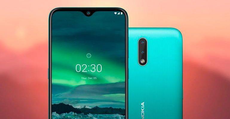 В России начались продажи Nokia 2.4 (nokia 2 3)