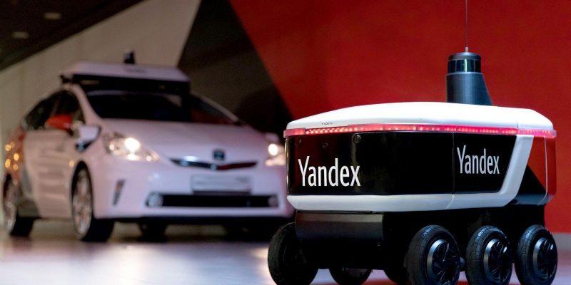 Яндекс.Лавка будет доставлять продукты с помощью роботов (orig)