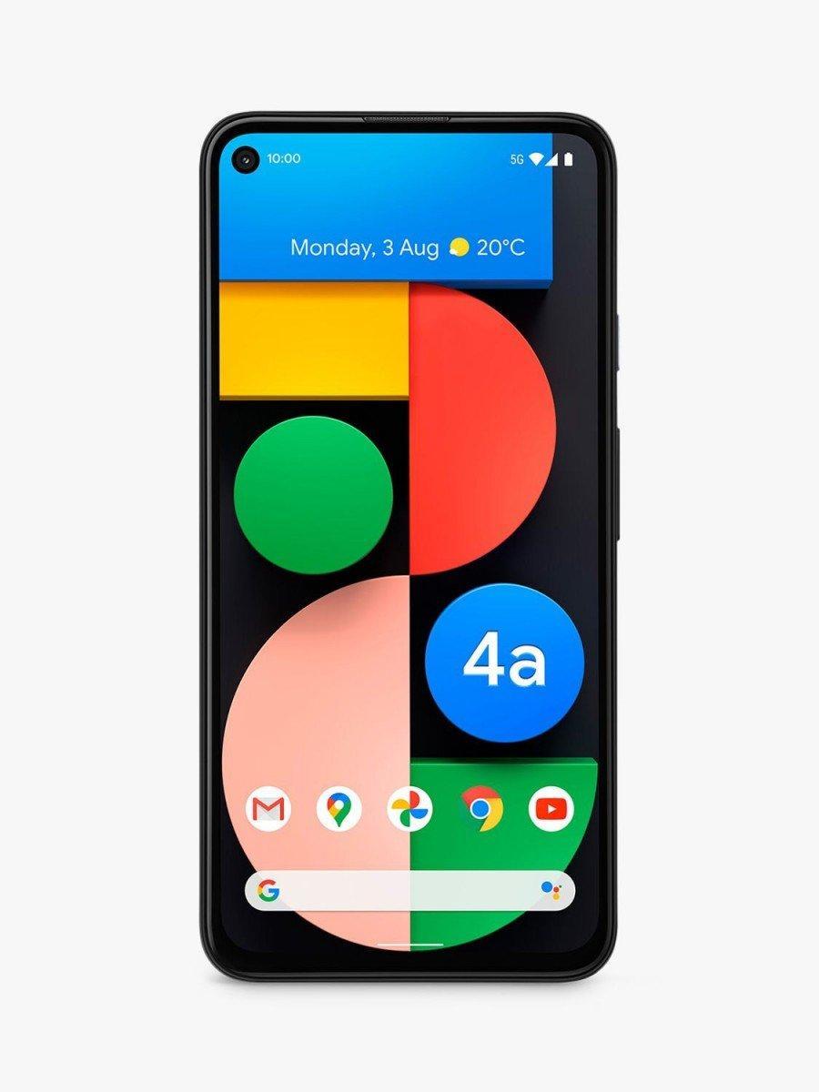 Google представил долгожданные смартфоны Pixel 5 и Pixel 4A (pixel 4a 5g 1)