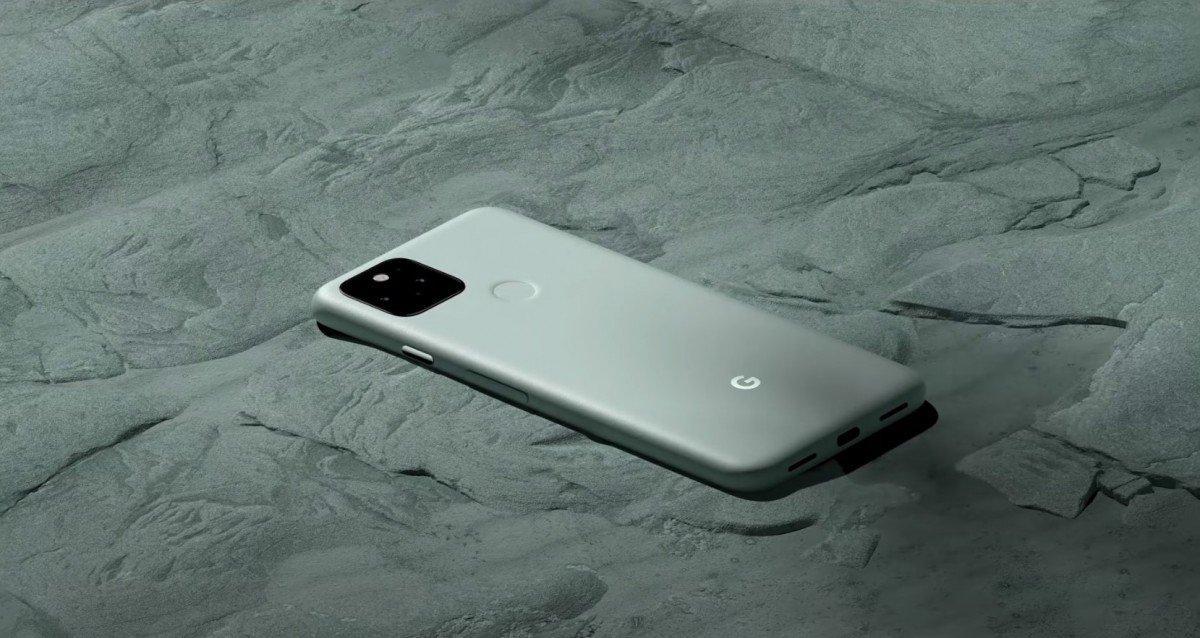 Google представил долгожданные смартфоны Pixel 5 и Pixel 4A (pixel 5 2)