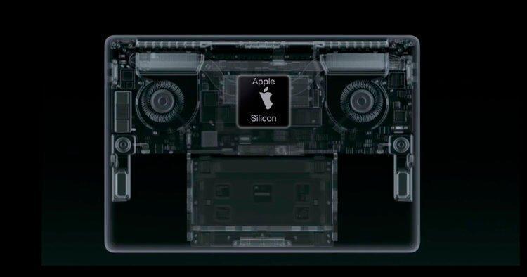 MacBook Pro 2020 может не получить Apple Silicon (pro silicon 750x394 1)