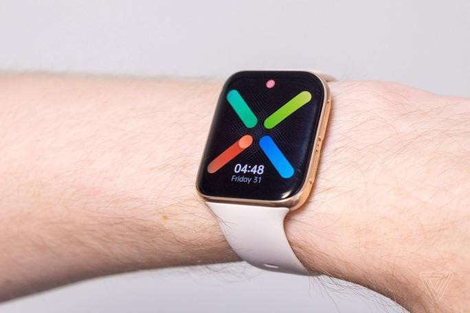 Oppo представила умные часы Watch RX с круглым дисплеем (q93 b5a7447ea8b0580abb2618fa1c343cca462219001dae0fd56c9a2806c28bb4fc)