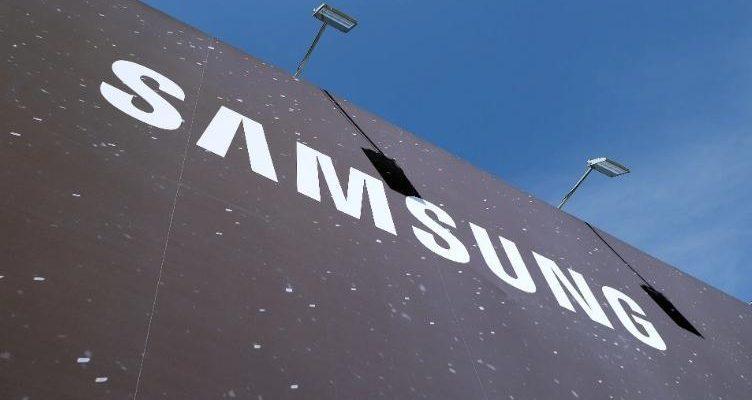 Первые изображения умной метки Samsung (samsung logo 1)