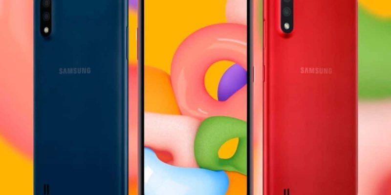 Samsung Galaxy M02 на базе Snapdragon SoC заметили в Geekbench (samsung m01 sa large)