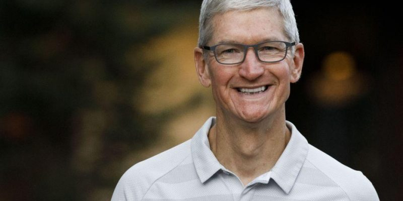 Apple отчиталась за 4-й квартал 2020 года (tim cook getty images)