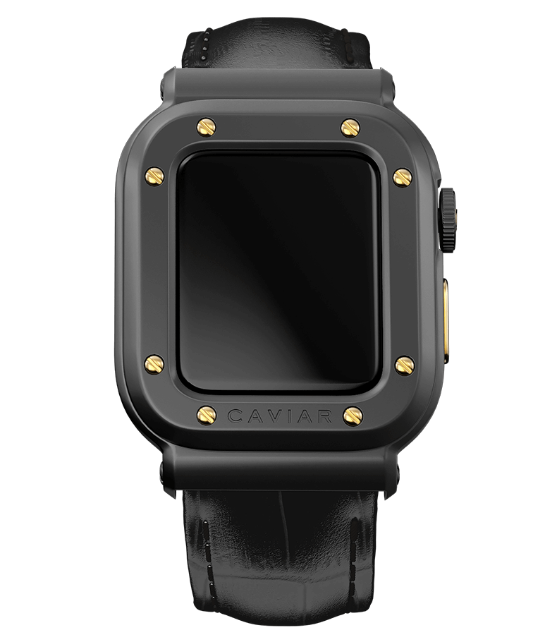 Caviar представила Apple Watch за 3 миллиона рублей (1 1)
