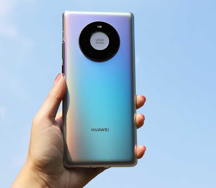 В России стартовали продажи флагмана Huawei Mate 40 Pro (2 1 large)