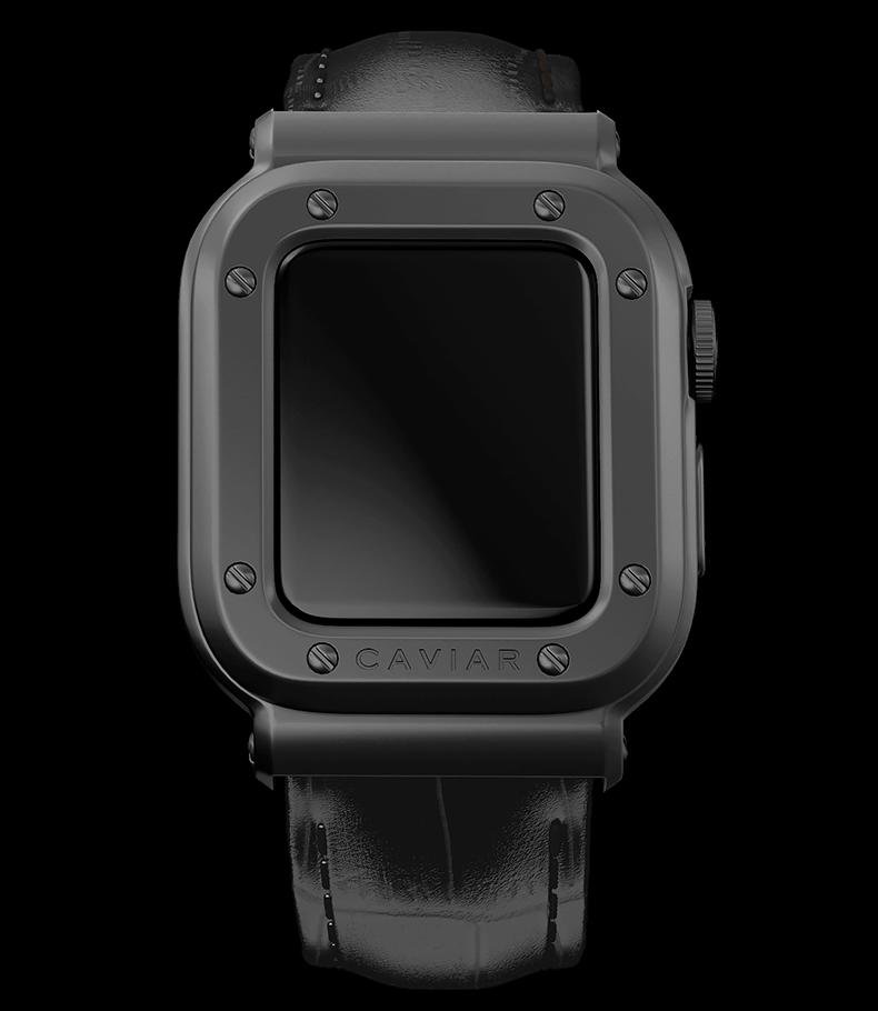 Caviar представила Apple Watch за 3 миллиона рублей (2)