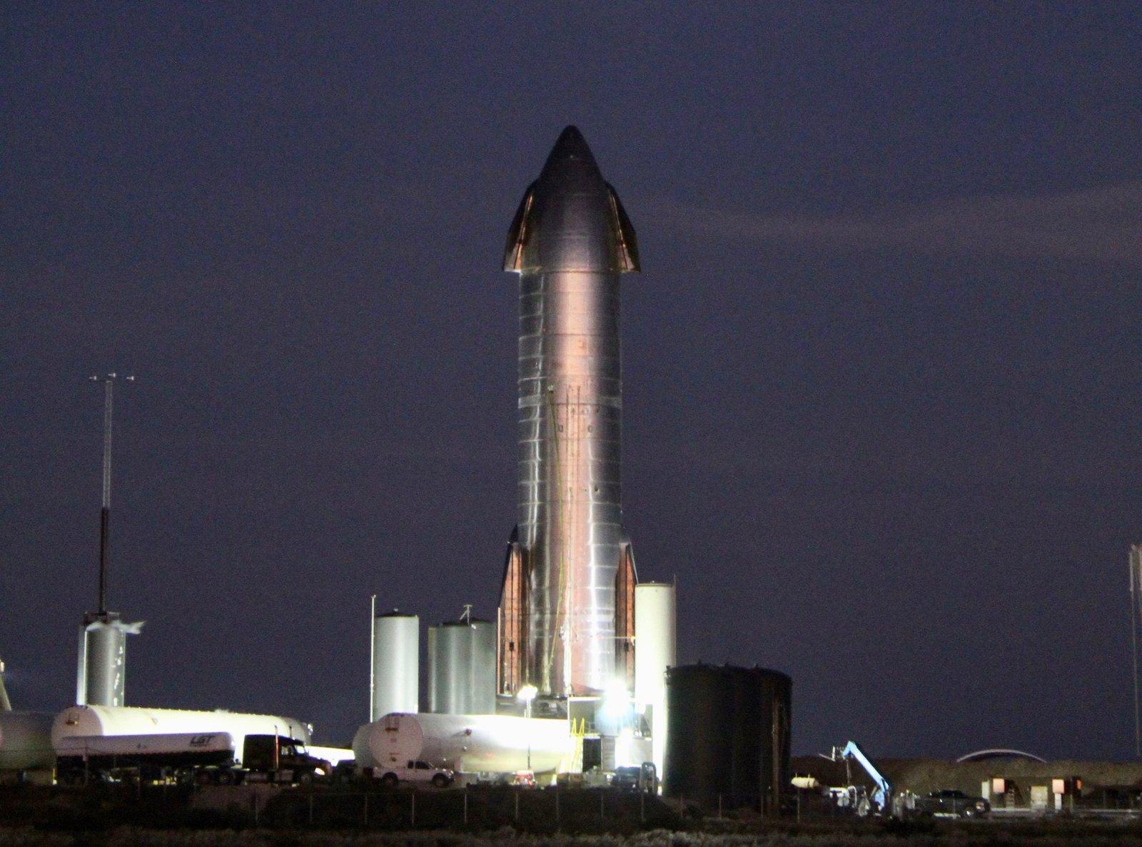 30 ноября Starship от SpaceX поднимется в воздух выше, чем когда-либо прежде (20201031 184310 1 1600x 1)