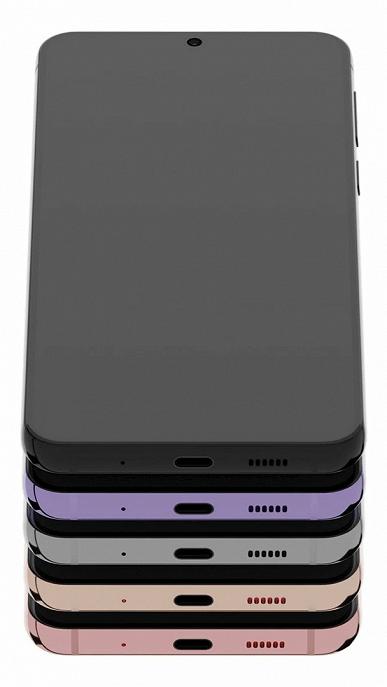 Samsung Galaxy S21 получился очень красивым. Вот все расцветки (20201129 063155 501 1)