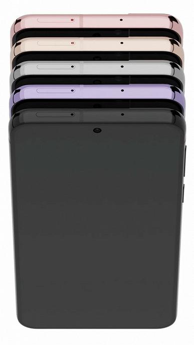 Samsung Galaxy S21 получился очень красивым. Вот все расцветки (20201129 063156 16)