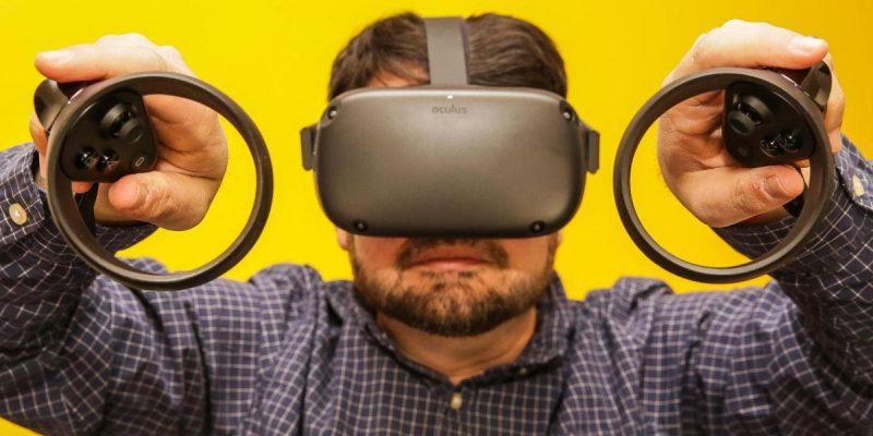 Facebook забанил игроков Oculus, которые использовали больше одной гарнитуры (23 oculus quest)