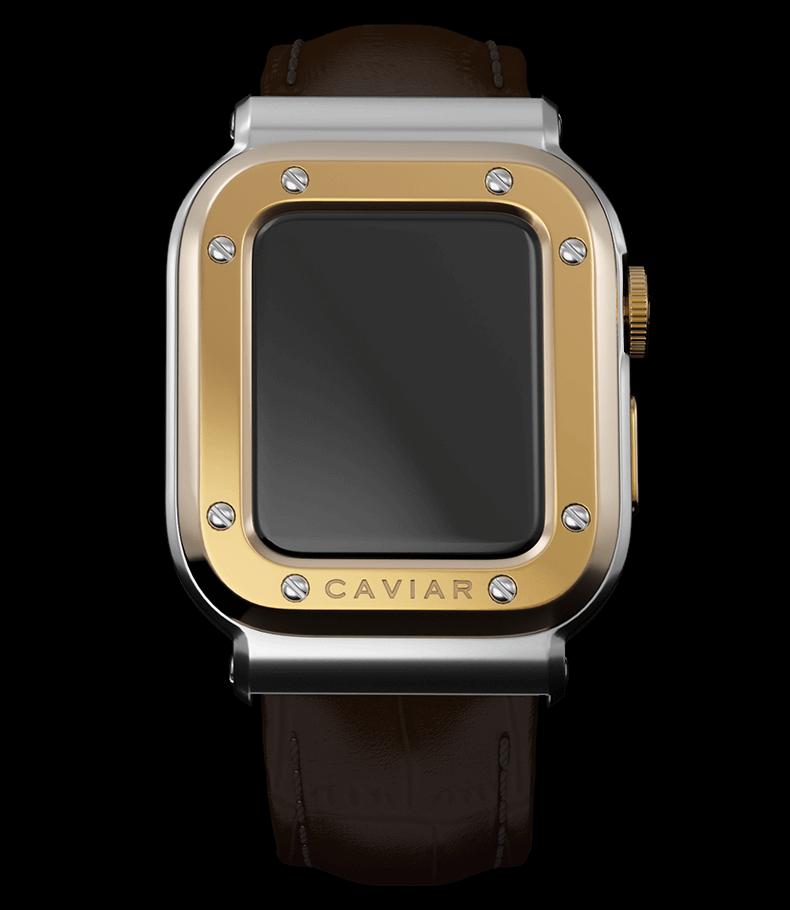 Caviar представила Apple Watch за 3 миллиона рублей (3)