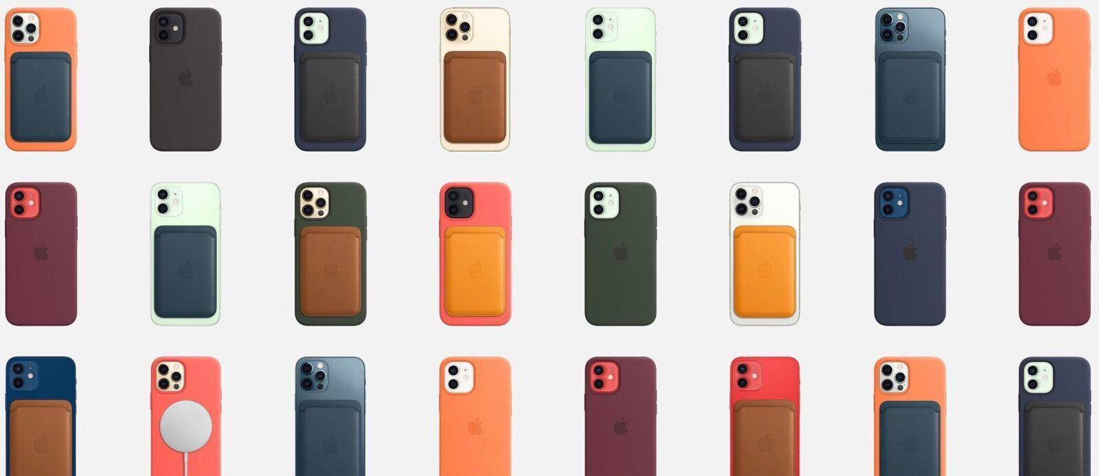Что купить для iPhone 12: несколько полезных аксессуаров (3e1585 iphone 12 magsafe cases)