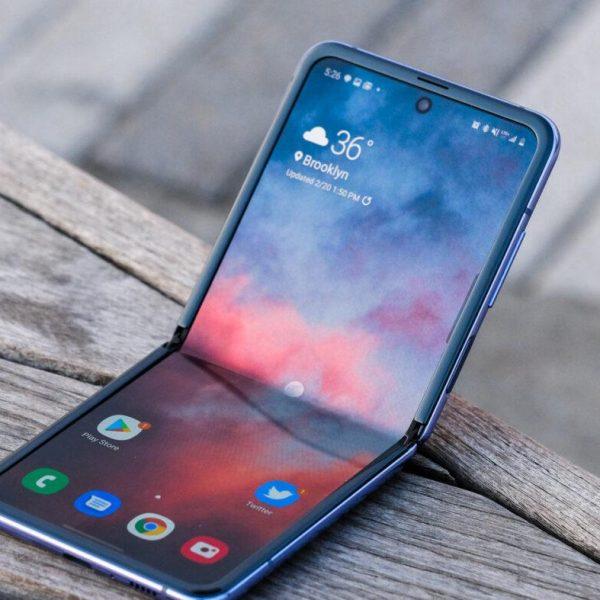 Samsung Galaxy Z Flip 3 получит огромный экран с высокой частотой обновления (423432 large)