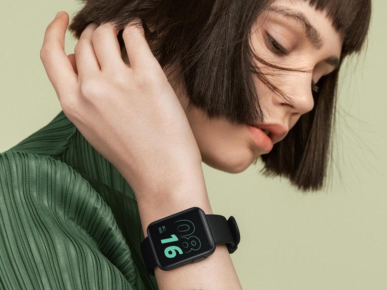 Представлены Redmi Watch: NFC, привлекательный дизайн и низкая цена (668266dbdd6c4a83b2e237661d4d37e2 large)