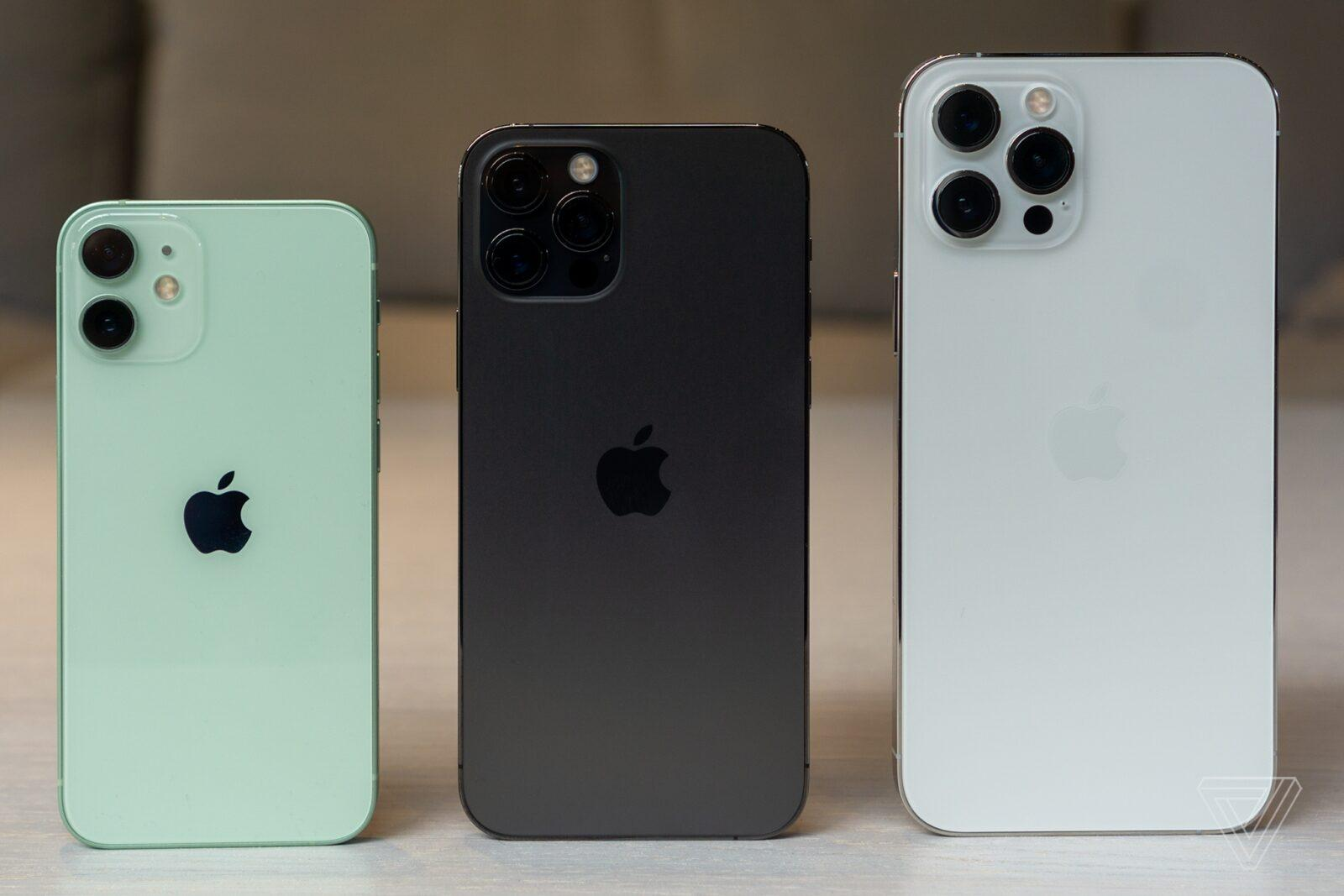В России начались продажи iPhone 12 Pro Max и iPhone 12 mini (9 large)