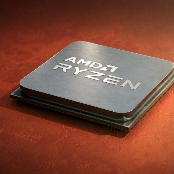 В сеть опубликовали первые игровые тесты процессоров AMD серии Ryzen 5000 (AMD Ryzen)