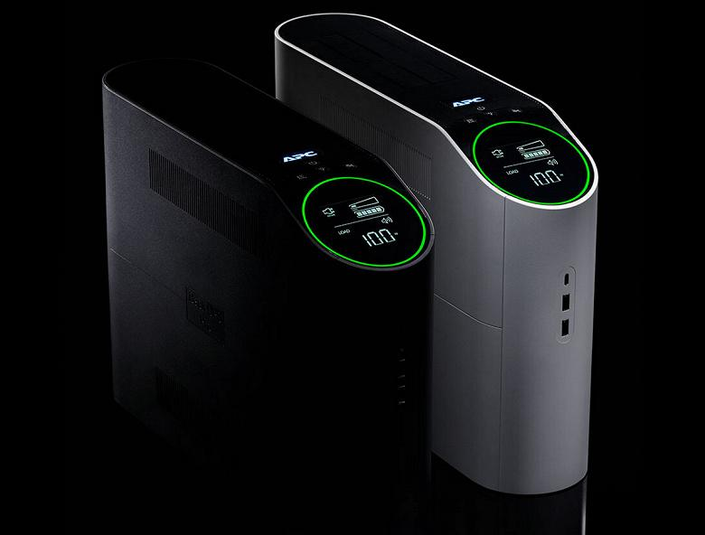 Геймерский ИБП от APS. 10 розеток, 3 USB-порта и это ещё не всё (APC Back UPS Pro Gaming UPS 1 large)