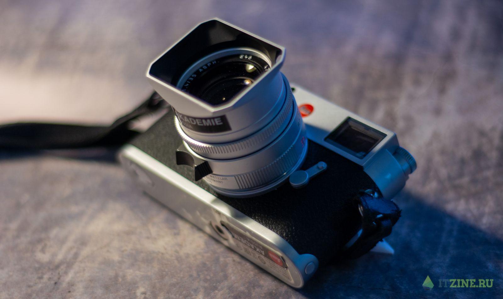 Дальномерная камера Leica M10